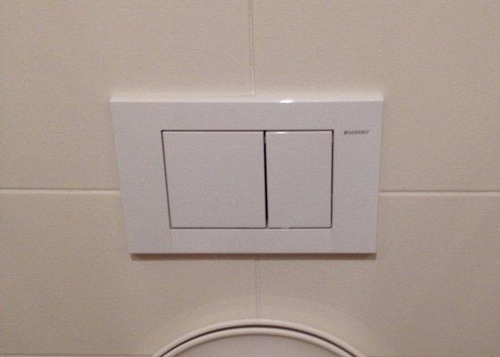 Oprava WC Geberit