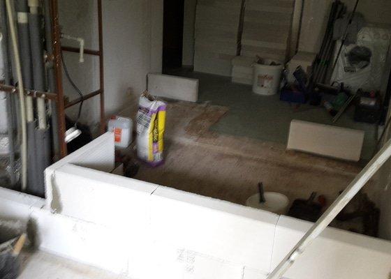 Kompletní rekonstrukce v panelovém bytě