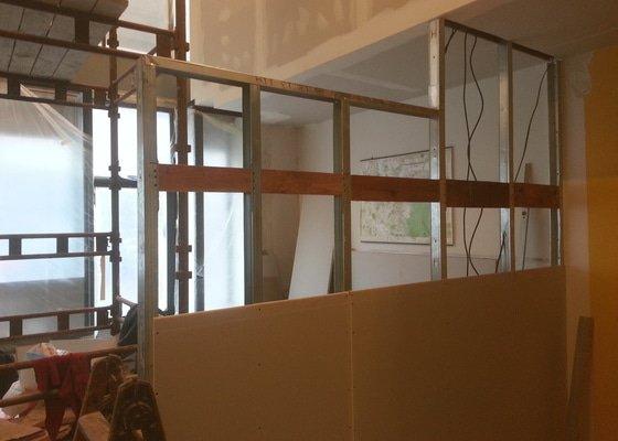 Rekonstrukce nebytového prostoru