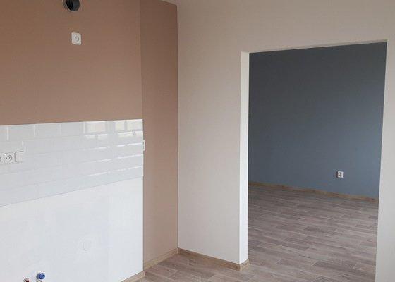 Rekonstrukce panelového bytu