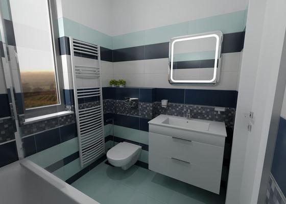 Nová koupelna komplet