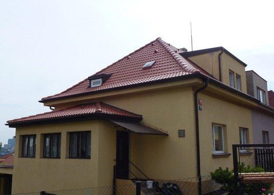 Kompletní rekonstrukce střechy