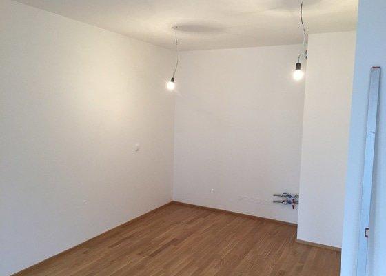 Vymalovani stěn + dalši prace