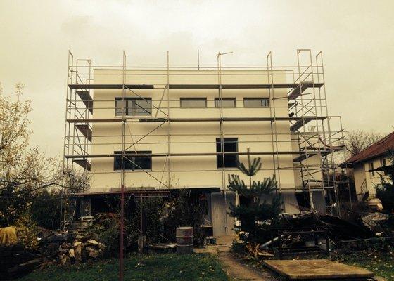 Rekonstrukce domu černošice