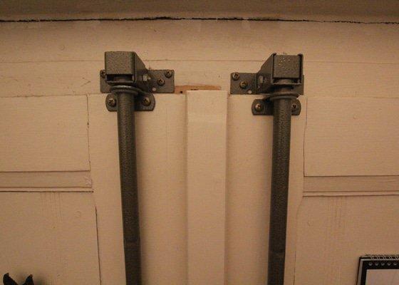 Odhlučnění dveří