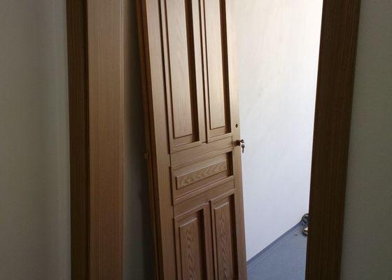 Fládr dveří  (renovace)