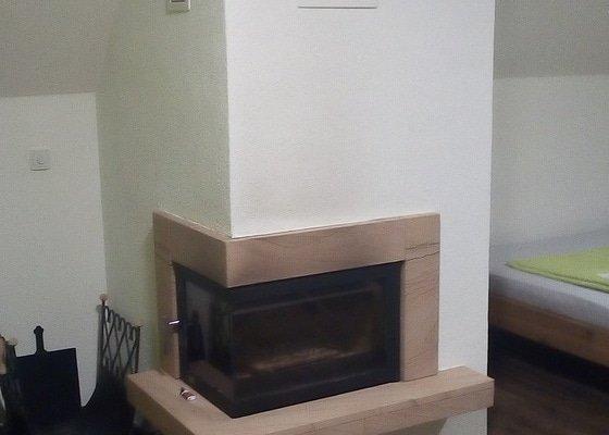 Výstavba krbu + frézování a vložkování komínů