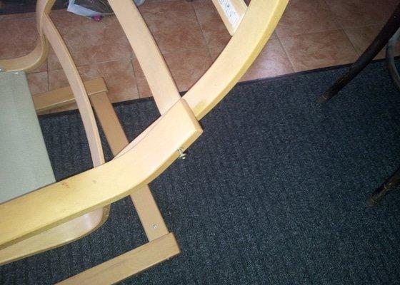Oprava křesla IKEA