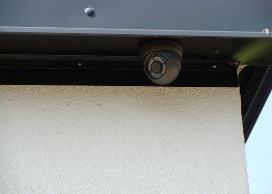 Montáž zabezpečovacího a kamerového systému