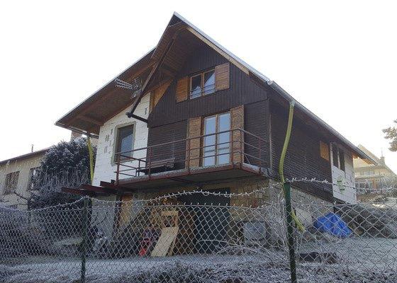 Vybourání betonového balkonu