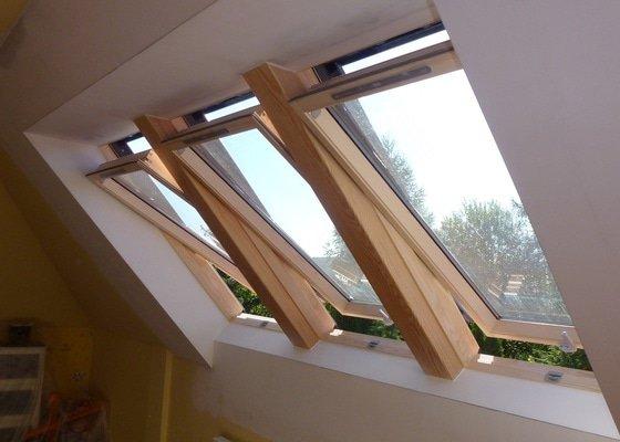 Výměna třešních oken