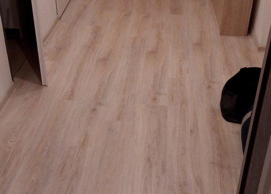 Nivelace podlahy cca 15m²