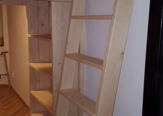 Truhlařina - nábytek do dětského pokoje