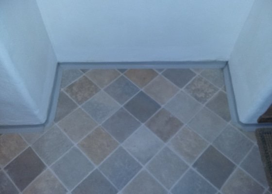 Rekonstruce podlahy