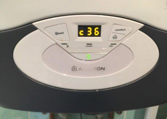 Zapojení termostatu k plynovému kotli