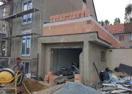 Kompletní rekonstrukce bytového domu