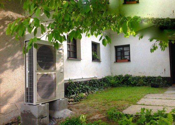 Radiátorové vytápění s tepelným čerpadlem