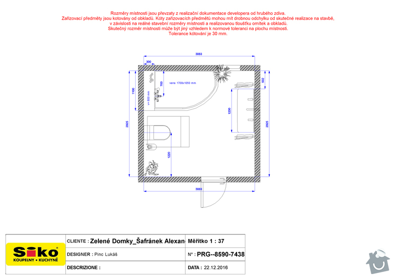 Obklad koupelny a sanita: Plan_-_Zelene_Domky_Safranek_Alexandr_koupelna205