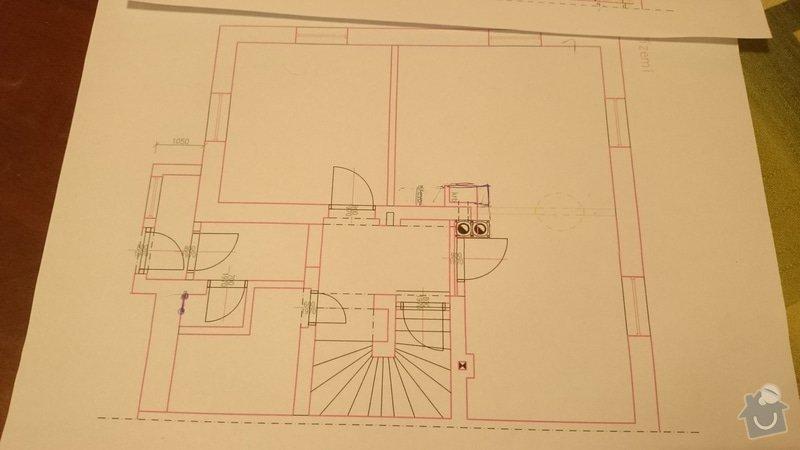 Rekonstrukce podkroví, výměna střechy: DSC_0260