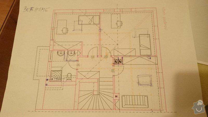 Rekonstrukce podkroví, výměna střechy: DSC_0261