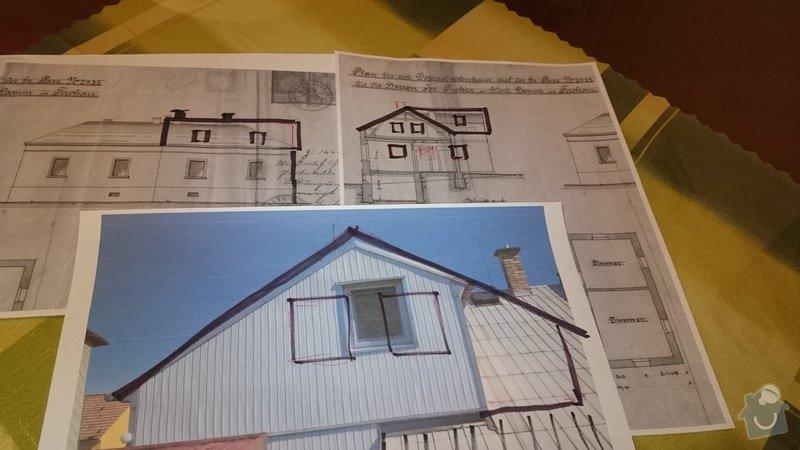 Rekonstrukce podkroví, výměna střechy: DSC_0259
