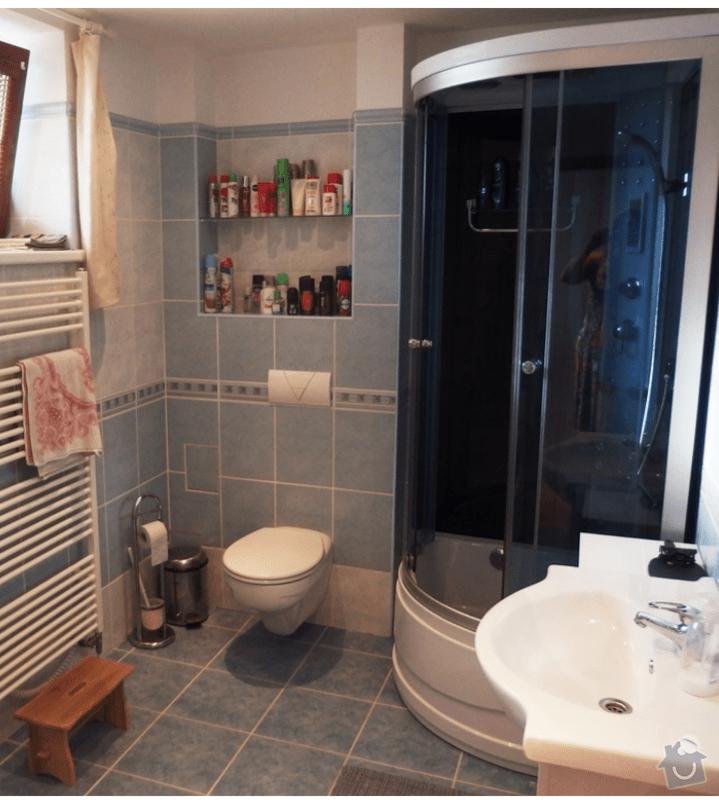 Výměna plovoucí podlahy a renovace koupelny, malování: 20170125_222048