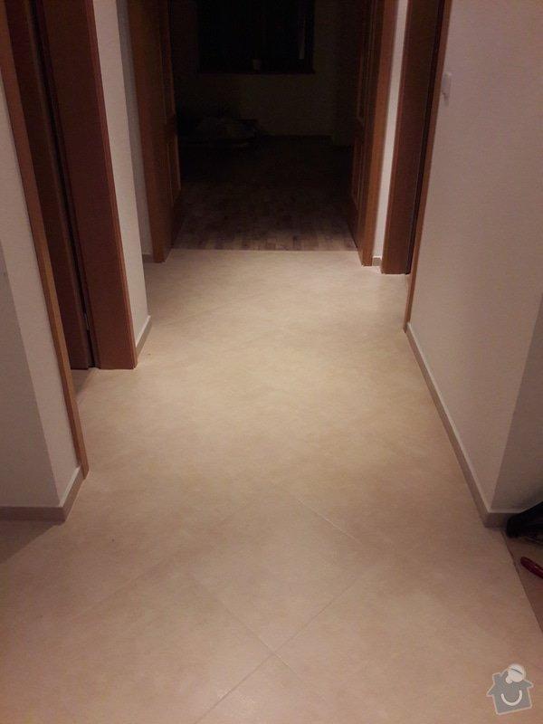 Výměna plovoucí podlahy a renovace koupelny, malování: 20170128_192721