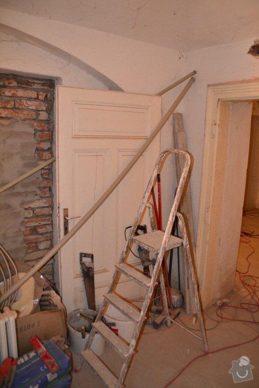 Renovace historických dveří: DSC_5644