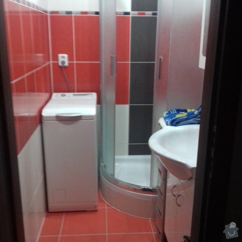 Rekonstrukce koupelny, wc: 20170201_173014
