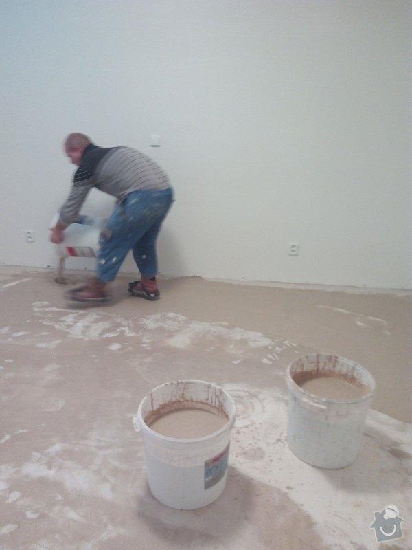 Vyrovnání podlahy, osazení zárubně: IMG_20170201_161629