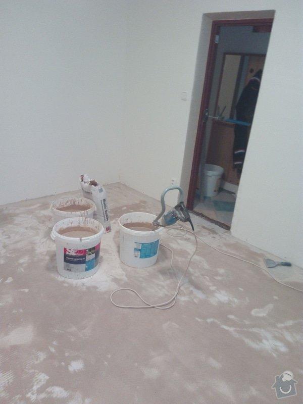 Vyrovnání podlahy, osazení zárubně: IMG_20170201_161309