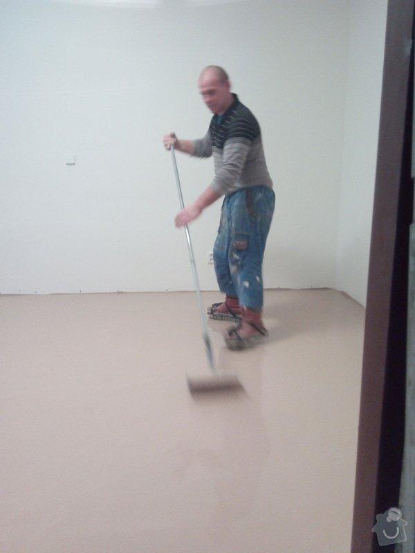 Vyrovnání podlahy, osazení zárubně: IMG_20170201_162638