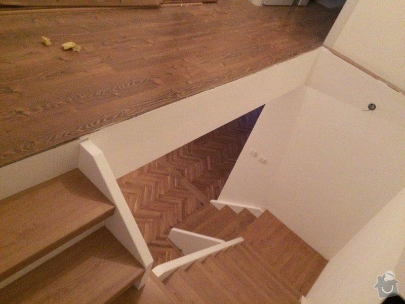 Dodávka a montáž interiérového zábradlí: schody_03