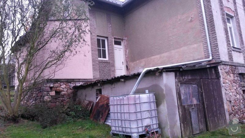 Přístavba k rodinnému domu: 024
