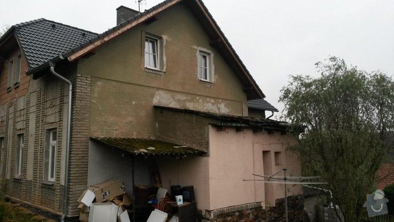 Přístavba k rodinnému domu: 022
