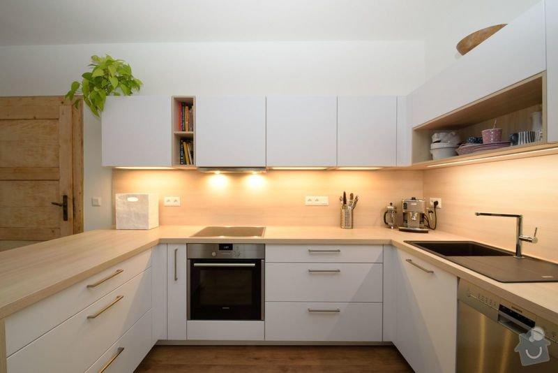 Boj s podlahou jsme vyhráli - světlá kuchyně v Aši: DSC_0025
