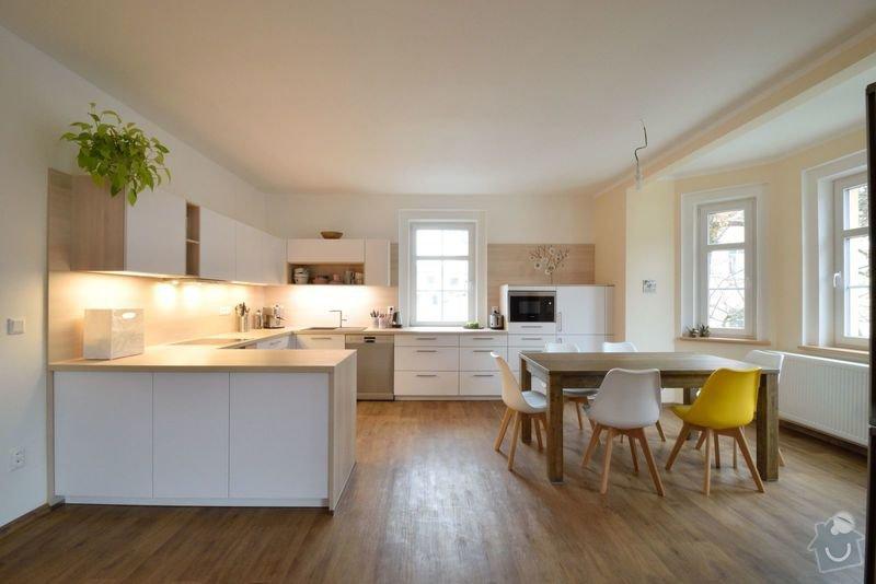 Boj s podlahou jsme vyhráli - světlá kuchyně v Aši: DSC_0021