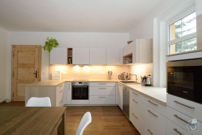 Boj s podlahou jsme vyhráli - světlá kuchyně v Aši: DSC_0017