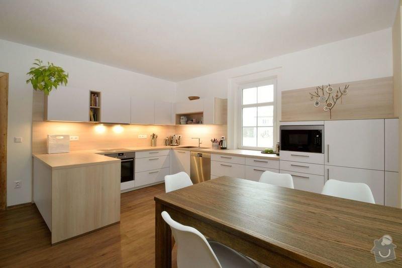 Boj s podlahou jsme vyhráli - světlá kuchyně v Aši: DSC_0015