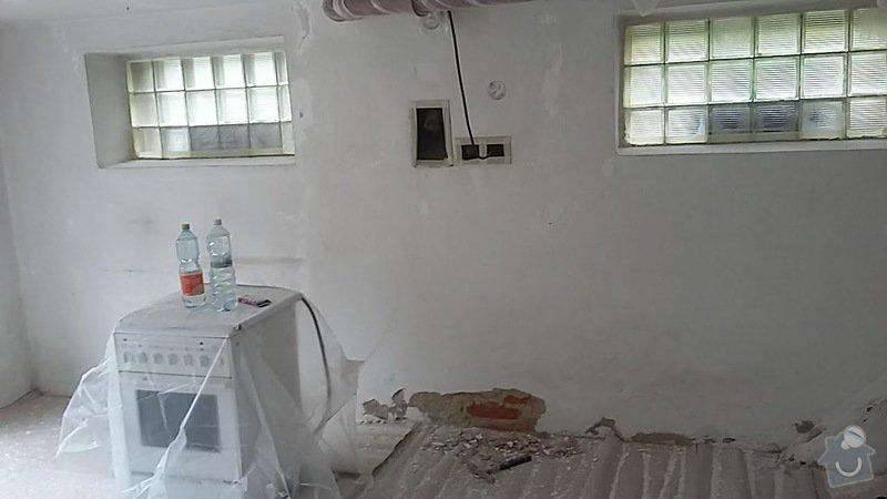 Malířské práce : Drobné zednické práce jsou samozřejmostí