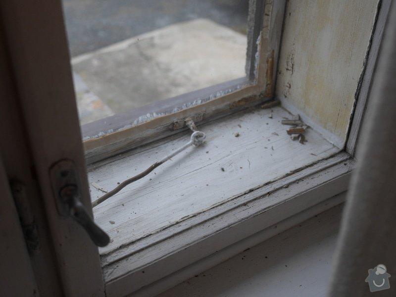Renovace dvou kastlových oken 1600 mm: P1190858