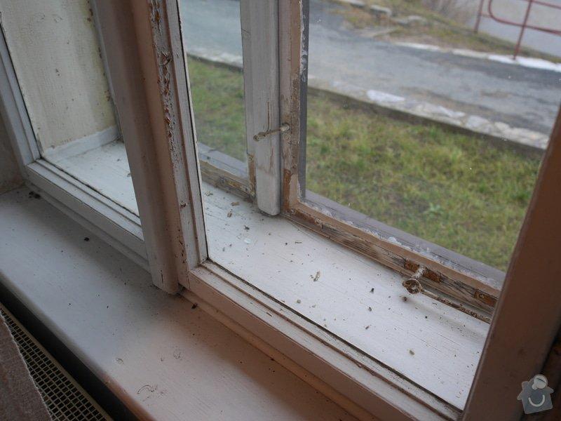 Renovace dvou kastlových oken 1600 mm: P1190859