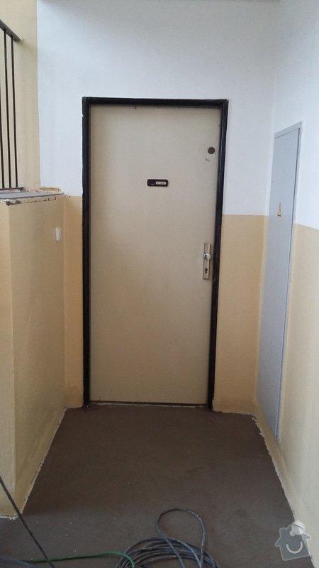 Výměna vchodových dveří do bytu: 20170203_102227_1486114521772