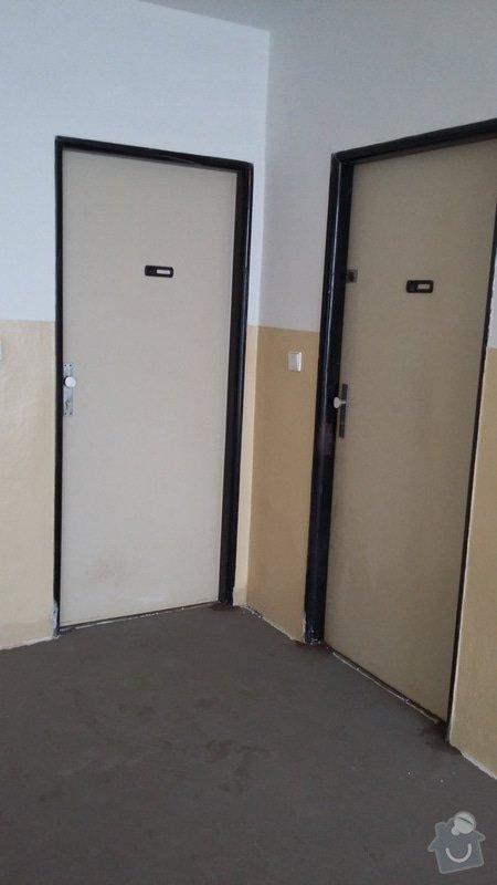 Výměna vchodových dveří do bytu: 20170203_102213_1486114521957