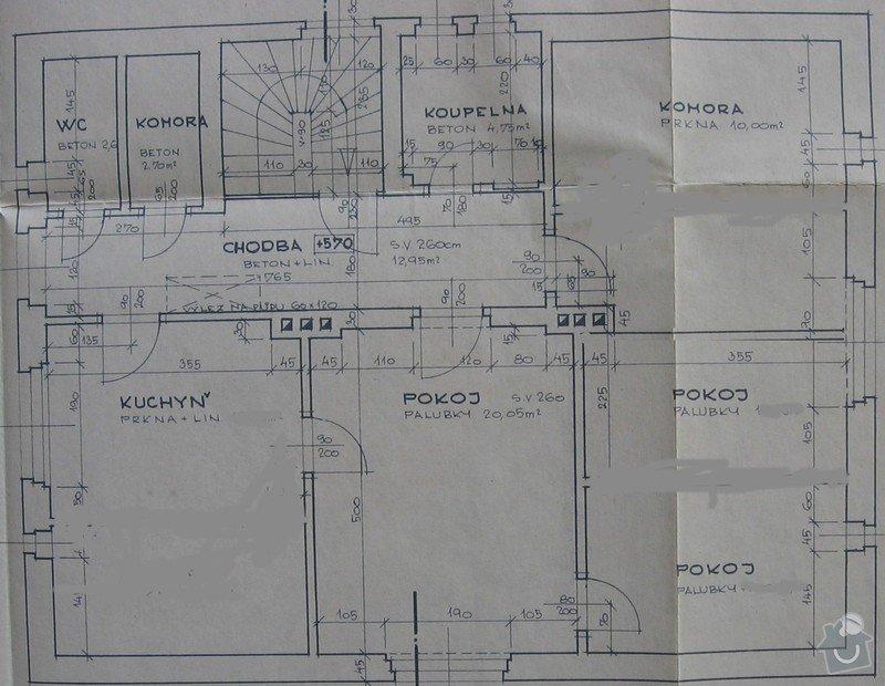 Montáž Klimatizace Rodinný dům: Plánbytu