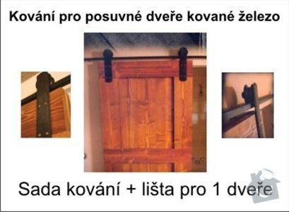 Kování pro posuvné dveře: ImageThumbnailer.ashx
