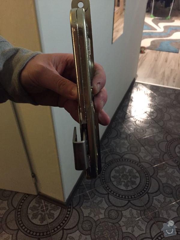 Oprava bezpecnostnich dveri, kovani Tkz Polna: IMG-20170203-WA0003