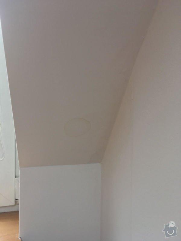 Oprava zatékání střechy u půdního bytu: unnamed