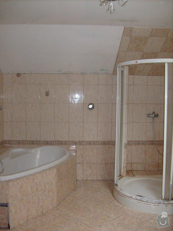 Rekonstrukce 3 koupelen: S7304435