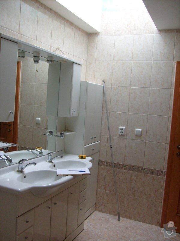 Rekonstrukce 3 koupelen: S7304447